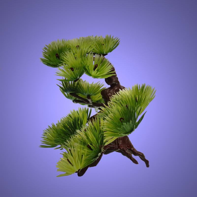 aquarium deko bonsai b umchen 17 cm dekoration. Black Bedroom Furniture Sets. Home Design Ideas