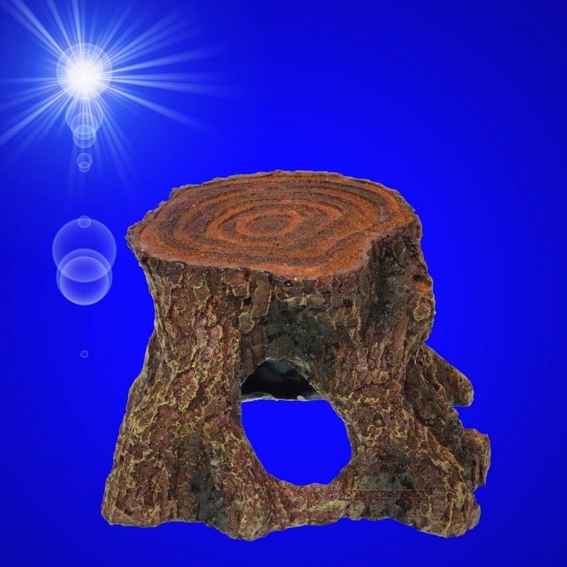 aquarium deko hohle baumwurzel h hle fische terrarium dekoration zubeh r ebay. Black Bedroom Furniture Sets. Home Design Ideas